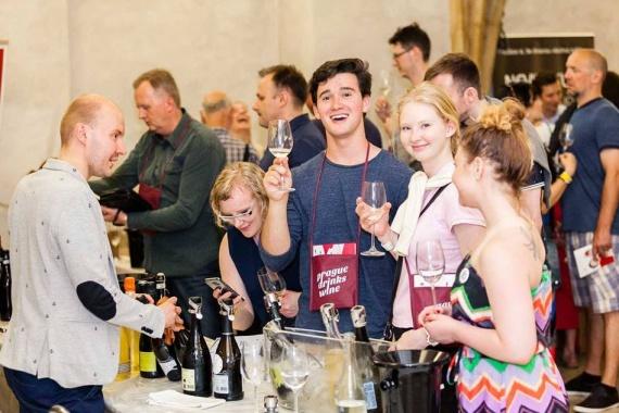 Praha pije víno / Prague Drinks Wine 2018
