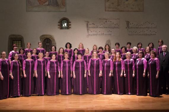 Jarní koncert Foerstrova komorního pěveckého sdružení