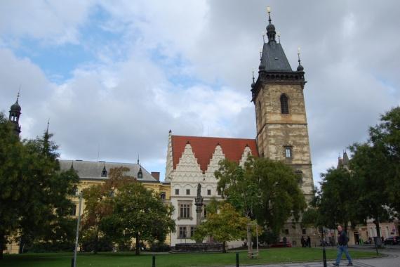 Pražské věže aneb velká historicko-rozhlížecí hra pro malé i velké