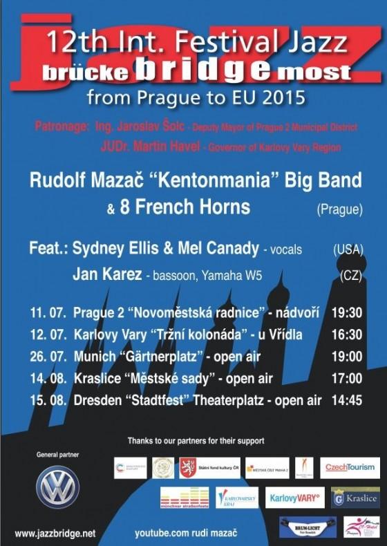 Jazzový most 2015